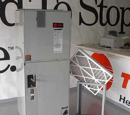 Trane display unit